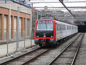 Construcciones y Auxiliar de Ferrocarriles - Class 5000