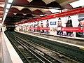 Metro Paris - Ligne 3 - station Opera 03.jpg