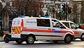 Metropolitan Police - 2012 Mercedes-Benz Vito 113 CDI - City of Westminster, London - UK (17019351747).jpg