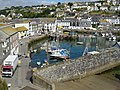 Mevagissey and the Inner Harbour - geograph.org.uk - 51062.jpg
