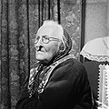 Mevrouw H A Borggreve te Amsterdam 100 jaar op 244, Bestanddeelnr 909-5016.jpg