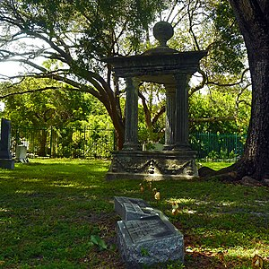 Miami City Cemetery - Image: Miami City Cemetery (1)