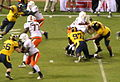 Miami on offense at 2008 Emerald Bowl 07.JPG