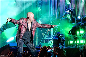 Michael Kiske - Michael Kiske live with Helloween in 2018