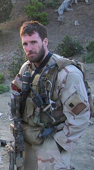 Michael P. Murphy - Murphy in Afghanistan