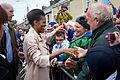 Michelle Obama in Moneygall.jpg