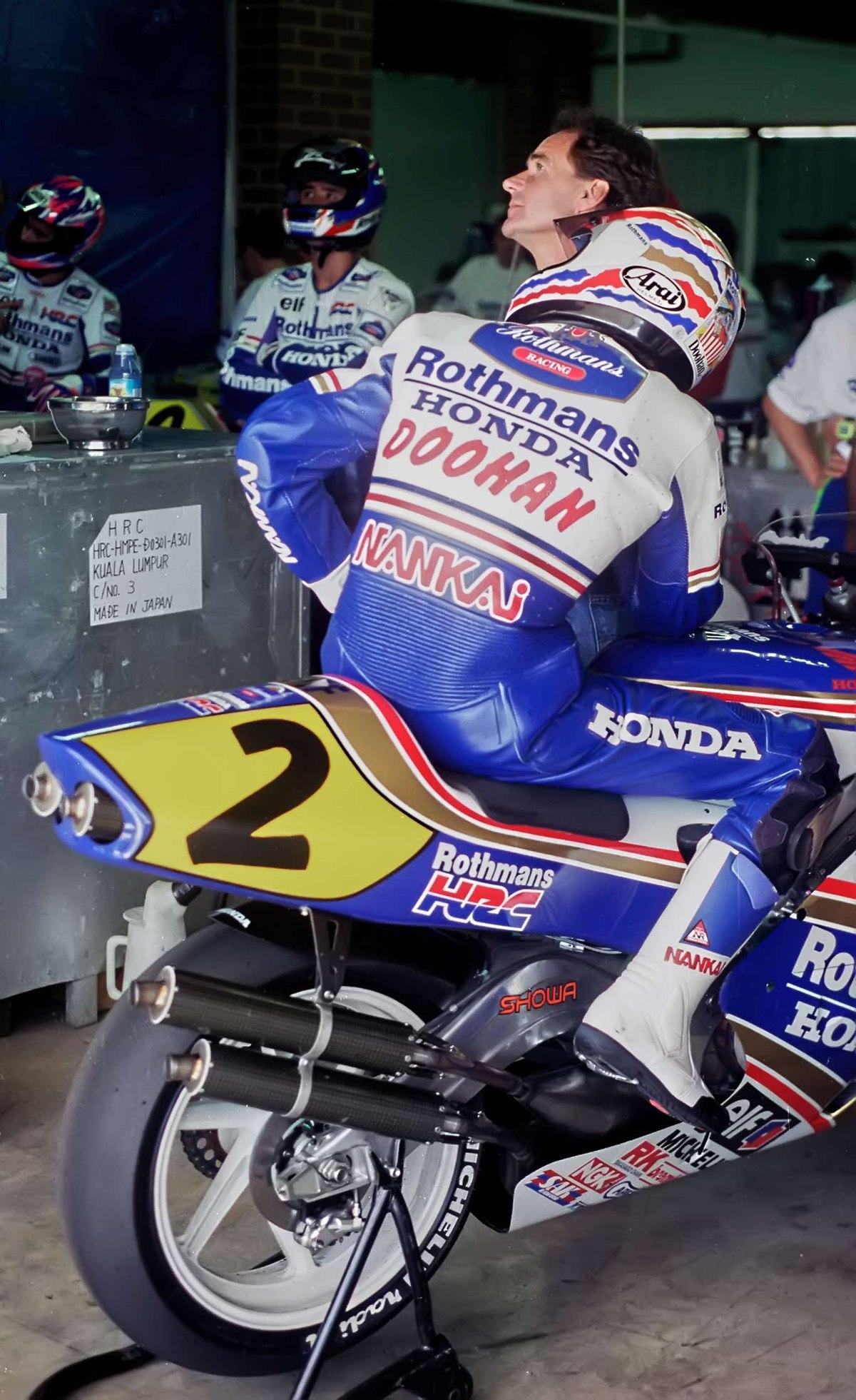 Temporada 1989 del Campeonato del Mundo de Motociclismo