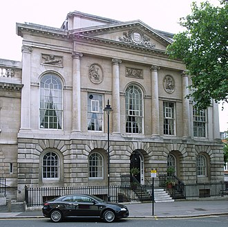 Middlesex Sessions House - The Middlesex Sessions House