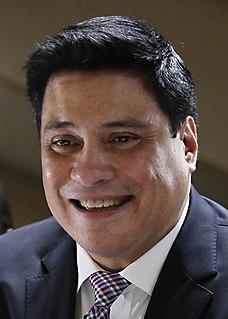 Juan Miguel Zubiri Filipino politician