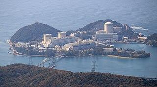 Mihama Nuclear Power Plant nuclear power plant