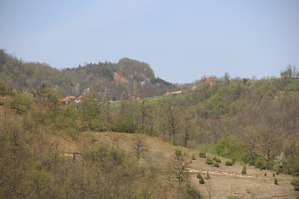 Mijači - opština Valjevo - zapadna Srbija - panorama 9
