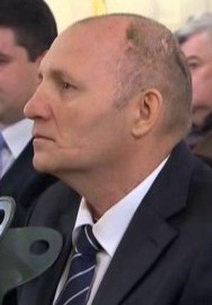 Mikhail Beketov - Mikhail Beketov, 2012