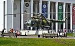 Mil Mi-8T helicopter in VDNKh.jpg