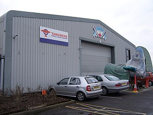 Tangmere Military Aviation Museum - Image: Military Aviation Museum Tangmere geograph.org.uk 1729366