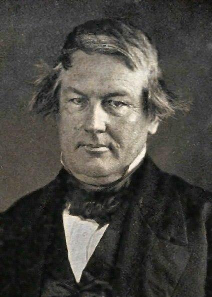 Millard Fillmore daguerreotype by Mathew Brady 1849-crop