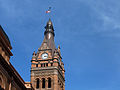 Milwaukee City Hall clock tower.jpg