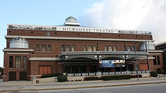 Miller High Life Theatre - Ground level