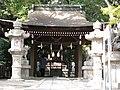 Minatogawa-jinja Kikusui tenman jinja.jpg