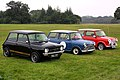 Mini - Knebworth Classic Car Show 2013 (9589797697).jpg