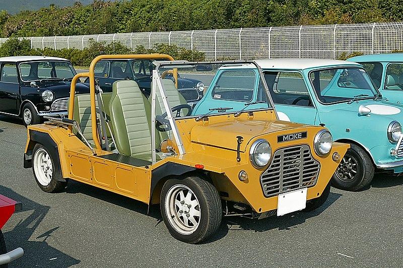 Mini Moke Kit Car For Sale