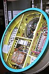 Minuteman III guidance system - Smithsonian Air and Space Museum - 2012-05-15 (7275763010).jpg