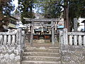 Misakuta shrine at Shimosuwa town.JPG