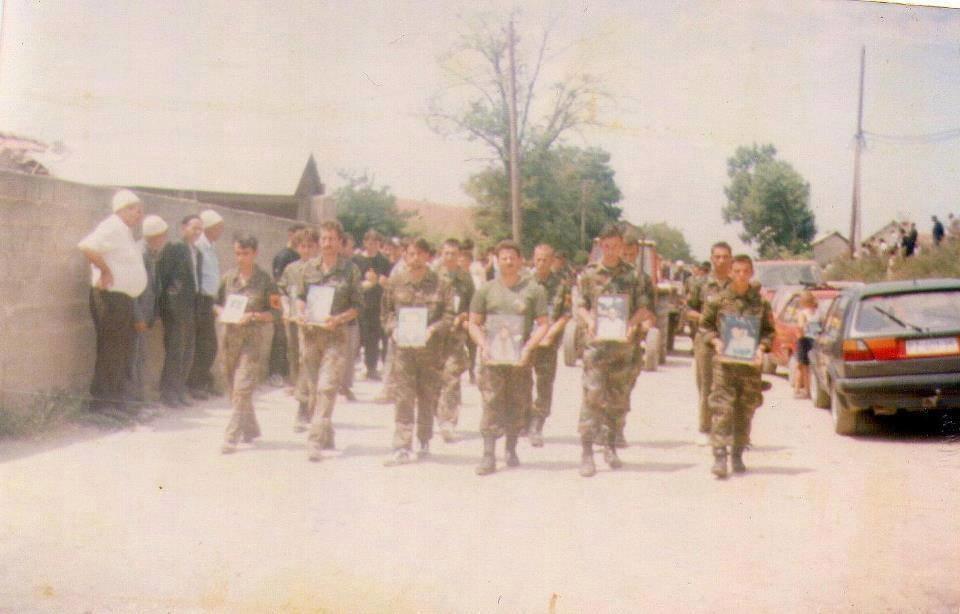 Missing Men of Krusha e Madhe (Burrat e Krushes se Madhe)