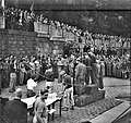 Mistrovství republiky v rychlostní kanoistice, Praha, 1950s 01.jpg