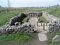 Mithraeum on Hadrian's Wall - geograph.org.uk - 129532.jpg