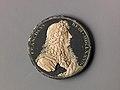 Model for a portrait medal of Francesco Redi MET 1320a.jpg