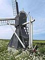 Molen De Kemphaan, Texel, staartzijde.jpg