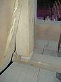 Molen De Vlijt, Wageningen, kap bovenwiel achterkant rijklamp rust (2).jpg