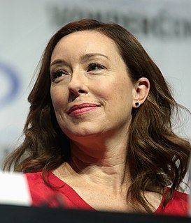Molly Parker Canadian actress