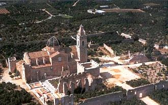 Simat de la Valldigna - Image: Monast Valldigna Tavernes Vall