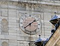 Monastery of El Escorial - clock.jpg