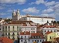 Monastery of Sao Vicente de Fora - Lisbon, Portugal - panoramio.jpg