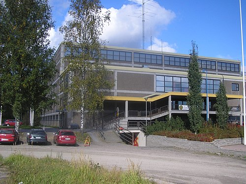 Jyväskylä Monitoimitalo