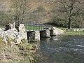 Monsal Dale - Bridge over the River Wye - geograph.org.uk - 754530.jpg