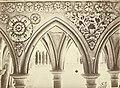 Mont Saint-Michel Abbey, Cloisters. Detail (3485953293).jpg