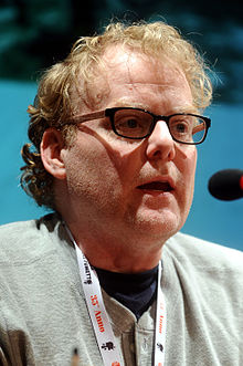Monte Cook at Lucca Comics & Games 2014