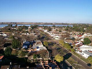 Bella Unión City in Artigas, Uruguay