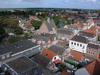 Montfoort Municipality in Utrecht, Netherlands