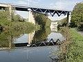 Montigny-le-Tilleul, pont de la R3 sur la Sambre (01).jpg