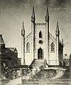 Montréal vers 1840. Rue Saint-Paul Est. (7180170652).jpg