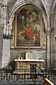 Montreuil (Pas-de-Calais), church Saint-Saulve, altar-3.JPG