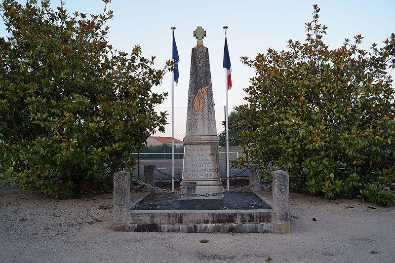 Fichier monument aux morts de saint avaugourd des landes for 25 juin 2016