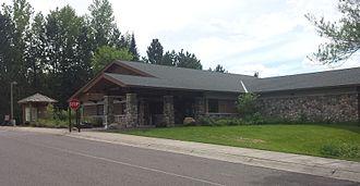 Moose Lake State Park - Moose Lake State Park Office