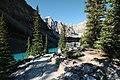 Moraine lake Alberta Canada July 4th 2015 (19445499149).jpg