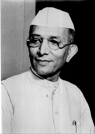 Morarji Desai - Image: Morarji Desai During his visit to the United States of America