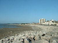Morecambe shoreline - geograph.org.uk - 28381.jpg